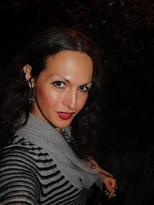 Lovely Tgirl Nicole Montero's selfshots